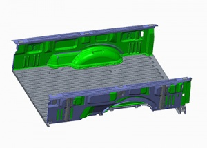 We use the exact CAD design files used by Ford, FCA, and GM